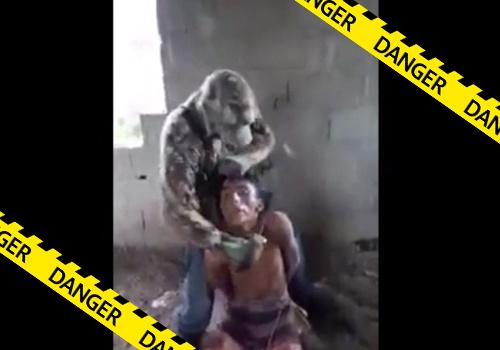 【グロ動画】世界最速の斬首がこちら・・イメージしてたのと違う・・・