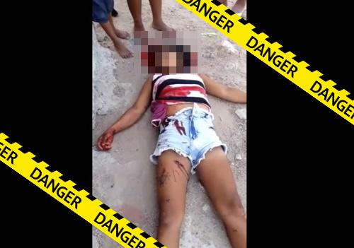 【閲覧注意】銃撃され大量出血で瀕死の少女・・こりゃショーパンの隙間見てる場合じゃないな