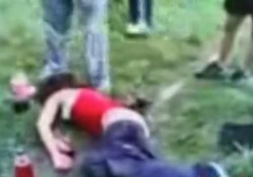 泥酔させたティーン少女をレイプしようとしたら拒否られたからぶん殴ったら動かなくなったんだが・・・