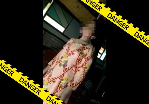 【閲覧注意】ノーブラで首吊りした少女、乳首を立たせたまま死亡してしまう・・・