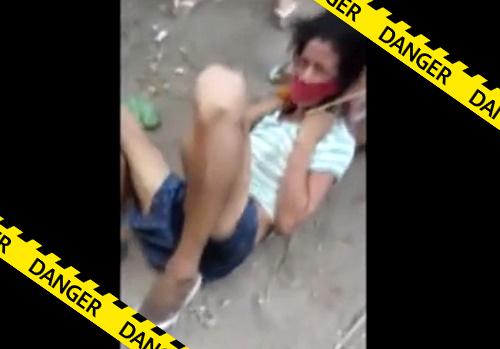 【閲覧注意】ギャングに囚われた少女、激しく抵抗した結果撃ち殺されてしまう・・・