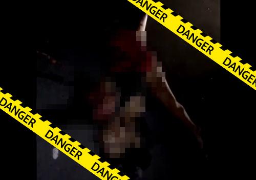 【グロ注意】殺人レイプ後、ゴミのように道端に捨てられた女性の死体・・※閲覧注意