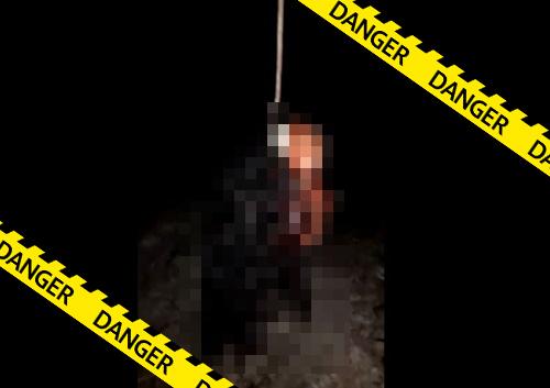 【グロ動画】これがブラジルの日常・・女性が斧で斬首される一部始終をご覧ください・・※閲覧注意