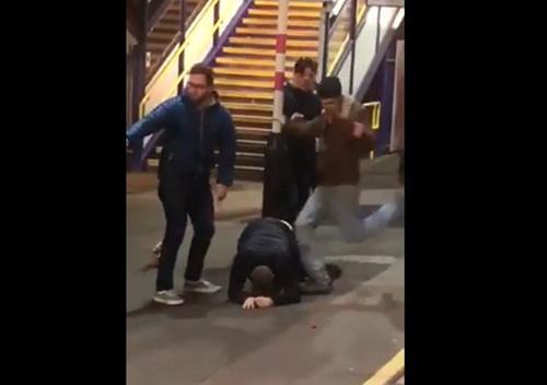 プロサッカー選手が死亡する原因となったストリートファイト映像が公開される