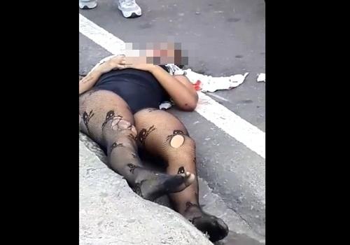【閲覧注意】レイプ殺人の被害者になった女性、とてもエロい姿で発見される