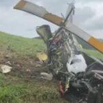 """【閲覧注意】""""1100万分の1の確率"""" でヘリコプターの墜落事故で死亡してしまったカップル"""