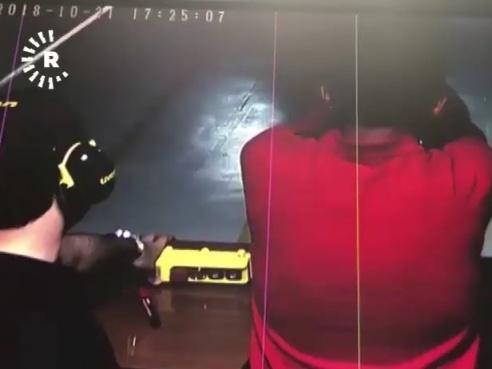 """【閲覧注意】海外の射撃場って """"こういう事"""" がしょっちゅうあるらしいな・・・(動画)"""