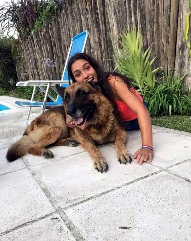 """【閲覧注意】18歳の女の子、飼い犬に裏切られて""""こうなる""""・・・(画像)"""