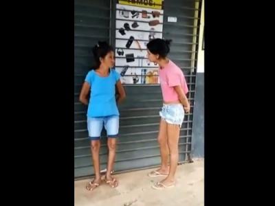 """【衝撃映像】ブラジル、若い娘が少し """"これ"""" をやっただけで集団リンチされるらしい"""