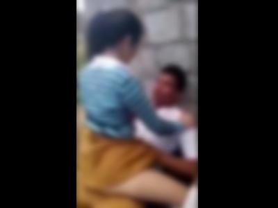 【動画】陽キャの十代女子生徒さん、学校の敷地内でがっつりセッ○スを楽しんでしまう