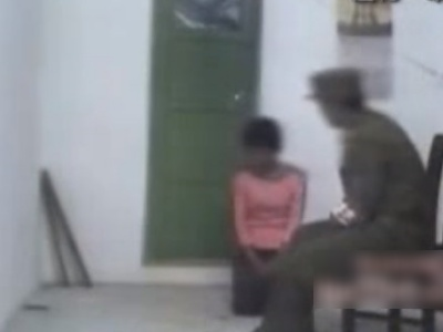 【閲覧注意】中国人と結婚した北朝鮮の女の子が当局に拷問される映像、流出してしまう・・・