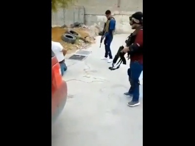 【閲覧注意】メキシコの麻薬カルテルの処刑シーン。まじで容赦なさすぎる・・・(動画あり)