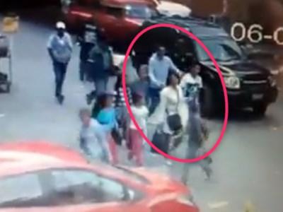 【衝撃】海外の強盗の犯行映像。こんなの100%回避不能やろ・・・・・・