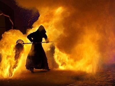 【閲覧注意】伝説の拷問映像 『 焼 印 』