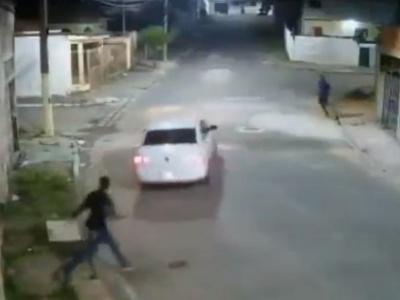 【衝撃】ブラジルで盗みを失敗した泥棒がどうなるか。動画でごらんください