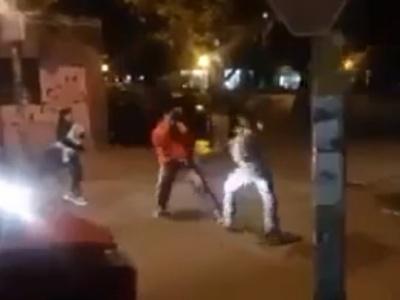 ストリートファイト最強の男にケンカを売った人間、派手に瞬殺されるwwww(動画あり)