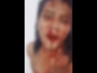 【閲覧注意】DV彼氏にボコられた女さん、血まみれで救出されるも危険な状態・・(動画あり)