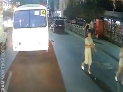 【衝撃映像】バス、大爆発