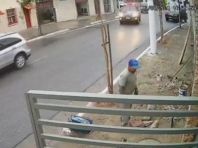 【驚愕】警察、仕事中の罪もない人間をぶっ殺してしまう(動画あり)