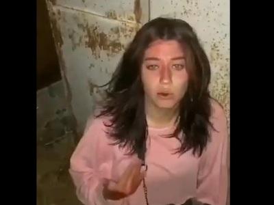 麻薬を盗んでいた10代少女、バレてこうなる・・・(動画あり)