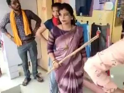 【動画】女さん「男は棒で殴っても余裕っしょw」→ こうなるwww